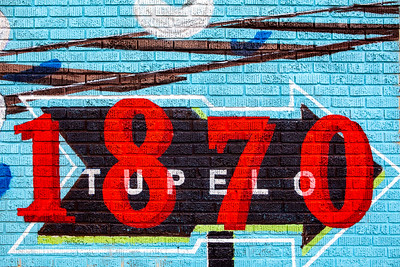 Mural Detail 1870 Tupelo MS_3086