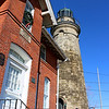 Jonathan Tressler - The News-Herald <br> A view of the Fairport Harbor Marine Museum and Lighthouse on a sunny day in November of 2015.