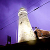 Jonathan Tressler - The News-Herald <br> The Historic Lighthouse in Fairport Harbor Village has weathered some 146 years worth of thunderstorms, like this one on Aug. 3.
