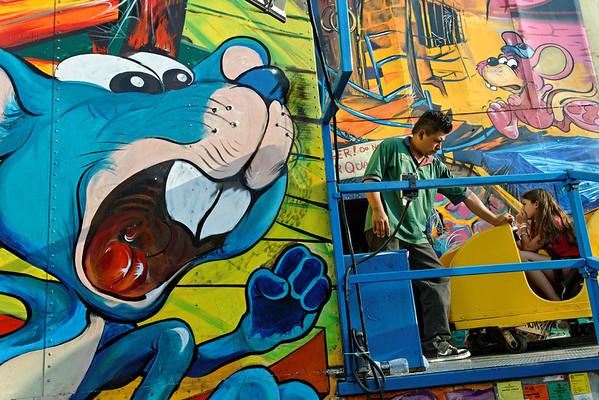 2012 - Woodstock Fair, Woodstock, CT