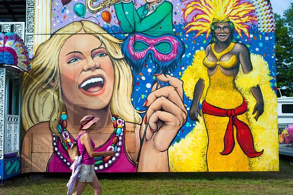 2012 - Brooklyn Fair, Brooklyn, CT