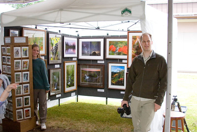 Shoreline Arts Festival June 23rd, 2012.