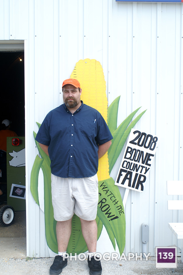 Boone County Fair - 2008