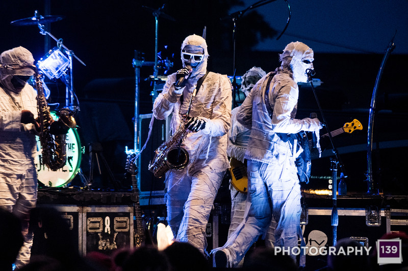 Here Come the Mummies
