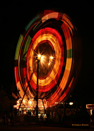 Ferris Wheel<br /> © Pamela Stover<br /> Exposed Images Photography