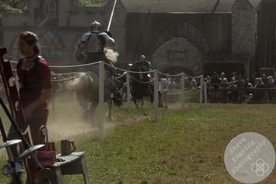 Another jousting match