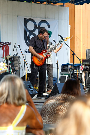 Lebanon Fair Day 3 - Jeff Pitchell and Texas Flood