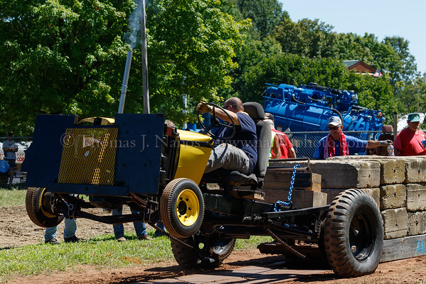 Lebanon Fair Day 3 - Doodlebug Pull