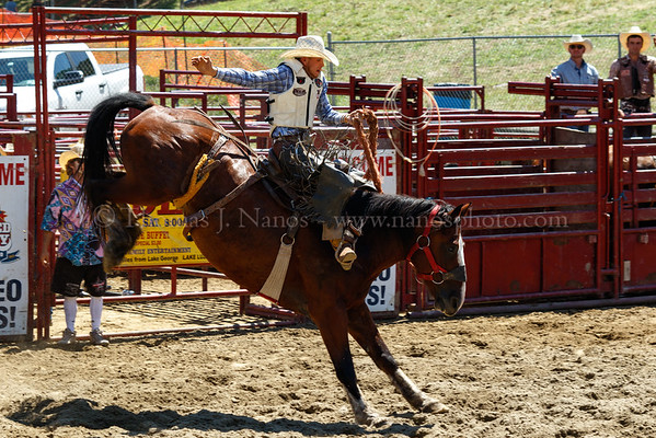 Lebanon Fair Day 3 - Rodeo
