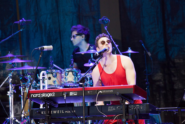 Karmin on the Main Stage, Aug. 30th