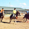 Diane Raver | The Herald-Tribune<br /> A horse and pony demo was held July 18 in the Horse Arena.