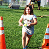 Debbie Blank | The Herald-Tribune<br /> A girl competes in the obstacle course at the Franklin County 4-H Fair July 17.
