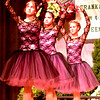 "Debbie Blank | The Herald-Tribune<br /> While judges were deliberating, three Vicki's Studio of Dance advanced students presented ""Purple Rain."""