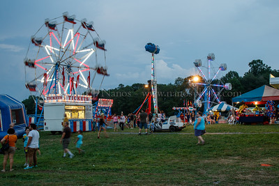 Lebanon Fair Day 1 - Rides