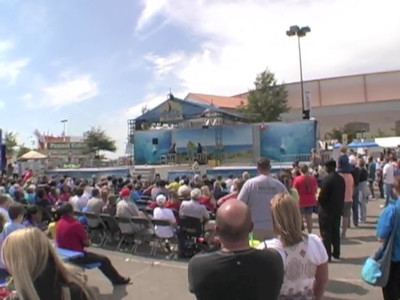 Highlights of the Mid-South Fair 2011