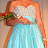 Debbie Blank | The Herald-Tribune<br /> Bridget Swinney was voted Miss Congeniality by her fellow contestants.