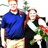 "Debbie Blank | The Herald-Tribune<br /> Oldenburg Academy graduate Levi Stenger (left), Dillsboro, and South Dearborn High School graduate Shelby Hiltenbeitel, Sunman, were selected as 4-H king and queen at the fair's grand opening July 22. Stenger said he learned leadership skills from 4-H as president of his club and Junior Leaders. ""I'm sad to see it end. It was really fun while it lasted."" She reported ""everything I've done for the last 10 years"" was because of the organization."