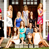 Contributed photo by Carissa Simon Photography <br /> Queen contestants include (front row from left) Amanda Garner, Andrea Myers, Victoria Gobel, Miya Shepard, Kayla Meyer, Madeson Setser; (back row) Lacy Engelking, Alyssa Brinkman, Madison Wiedeman, Miss Ripley County 2017 Hanna Speer, Sabrina Allen and Brooke Heaton. Michaela Diem and Baylee Dwenger are not pictured.