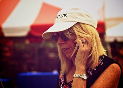 2010 Strawberry Festival, Mattituck, NY.