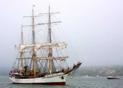 Tall Ships Festival 2012 at Greenport, New York.