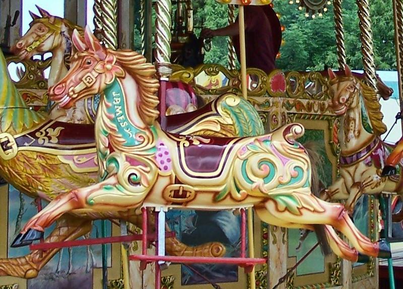 Fairs, Festivals and Fetes worse than death!