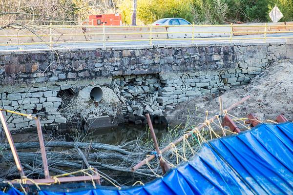 Repairing the Fairton Bridge