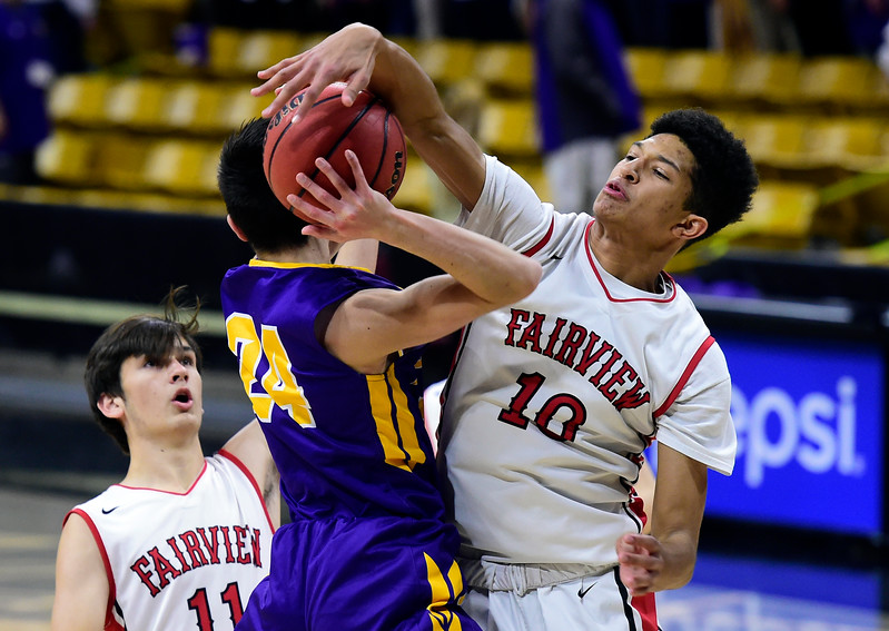 Fairview vs Boulder Boys Hoops