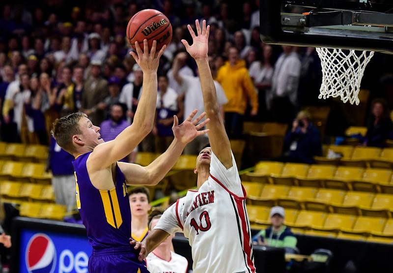Fairview vs Boulder Boys Hoops