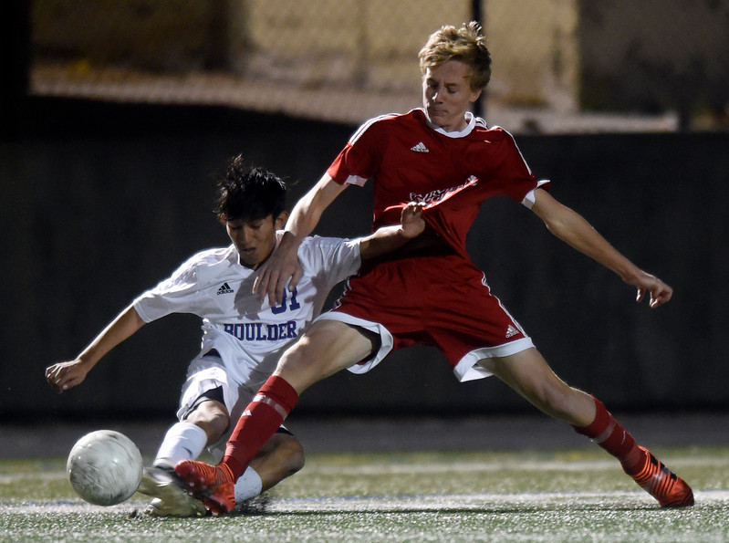 Fairview vs Boulder Boys Soccer