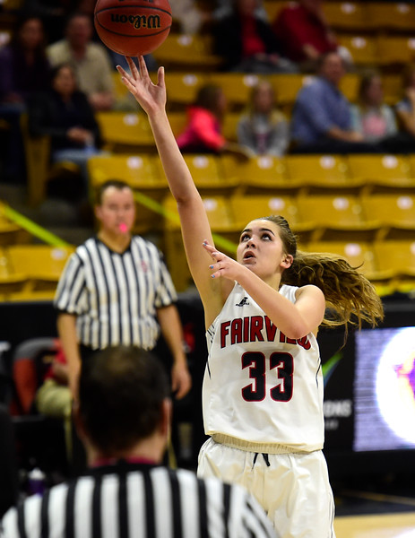 Fairview vs Boulder Girls Hoops