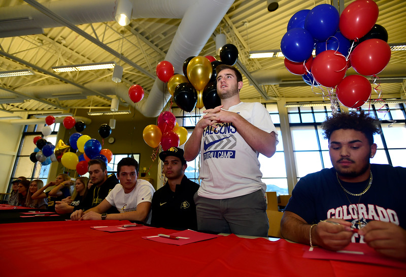Fairview Signing Day