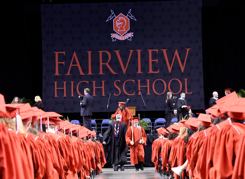 Fairview Graduation