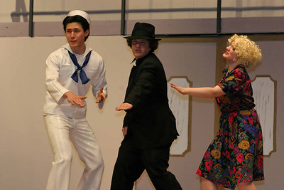 "FHS Spring Musical - ""Anything Goes"""