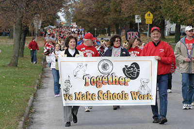 Fairview Support Our Schools Parade