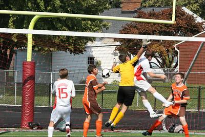 Boys Soccer v. Midpark