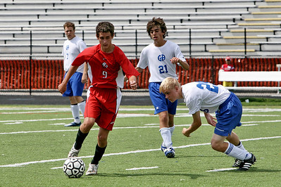Fairview Soccer 2009 v. Gilmore