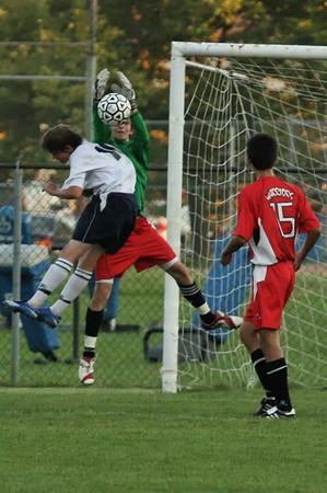 Boys Var. Soccer v. N. Ridgeville