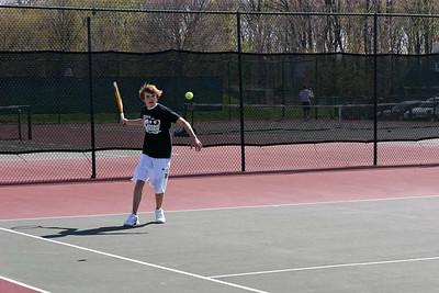 FHS JV Tennis v. RR 5-3-07