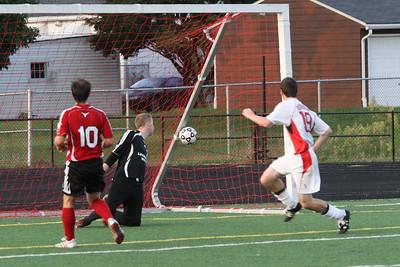 FHS Var Soccer v. Lutheran West