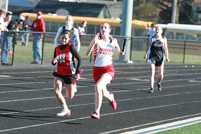 Fairview Relays - 2007