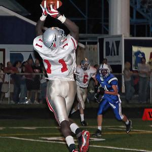 Football v. Bay 10-5-2007