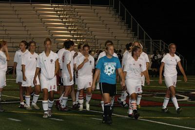 Girls Soccer v. N. Ridgeville (H)