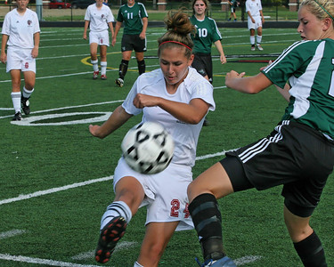 Girls Soccer v. Westlake 10-6-2007