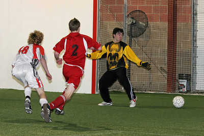 Indoor Soccer 3-3-2007