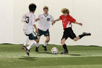 Indoor Soccer v. Westlake 2-24-07