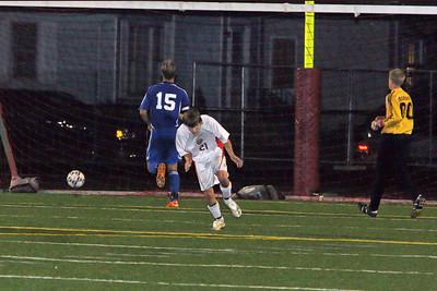 JV & Var Boys Soccer v. Midview
