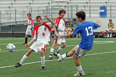 JV & Var Scrimmage v. Lake Ridge Academy