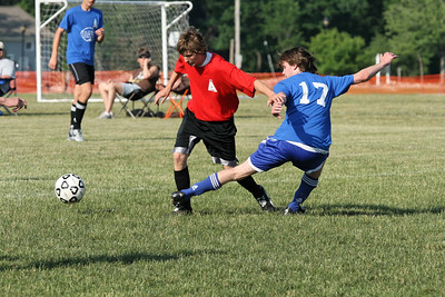 Summer League Soccer v Bay & Norwalk