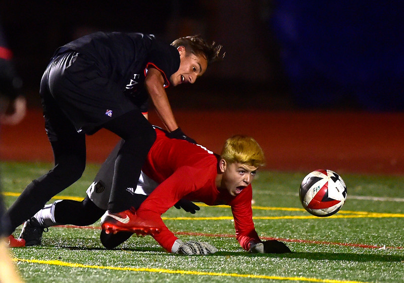 Boys Soccer Sajji Singhs Late Tally Sends Fairview To 5A Quarters