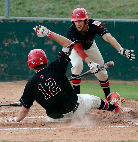 FAIRVIEW VS WINDSOR BASEBALL